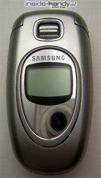 Samsung SGH-E340 - Front