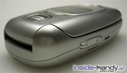 Samsung SGH-E340 - schräg liegend