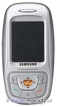 Samsung SGH-E350 Datenblatt - Foto des Samsung SGH-E350