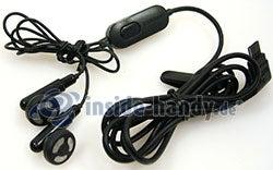 Samsung SGH-E590: Headset