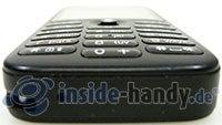 Samsung SGH-E590: Seitenansicht unten