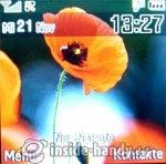 Samsung SGH-E590: Startbild
