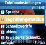 Samsung SGH-E590: Telefon
