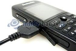Samsung SGH-E590. Verbindungen