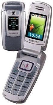 Samsung SGH-E710 Datenblatt - Foto des Samsung SGH-E710