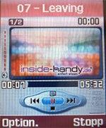 Samsung SGH-E760 - Mediaplayer