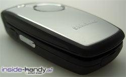 Samsung SGH-E760 - schräg