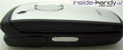 Samsung SGH-E760 - seitlich