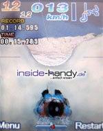 Samsung SGH-E760 - Spiel
