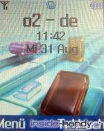 Samsung SGH-E850 - Hintergrund