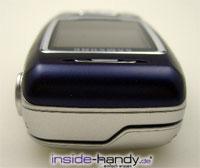 Samsung SGH-E850 - Kamera drin
