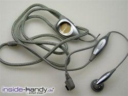 Samsung SGH-E850 - Kopfhörer