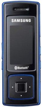 Samsung SGH-F200 Datenblatt - Foto des Samsung SGH-F200