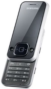 Samsung SGH-F250 Datenblatt - Foto des Samsung SGH-F250