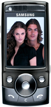 Samsung SGH-G600 Datenblatt - Foto des Samsung SGH-G600