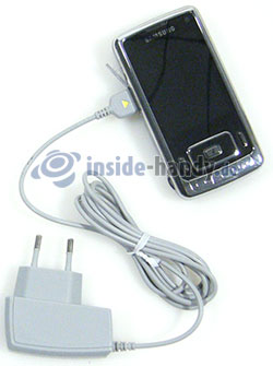 Samsung SGH-G800: Akku