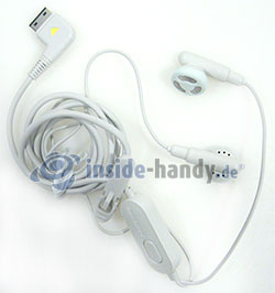 Samsung SGH-G800: Headset