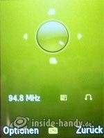 Samsung SGH-G800: Radio