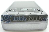 Samsung SGH-G800: Seite unten