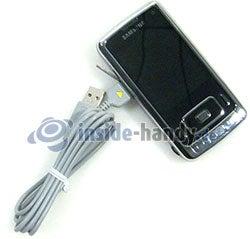Samsung SGH-G800: USB Anschluss
