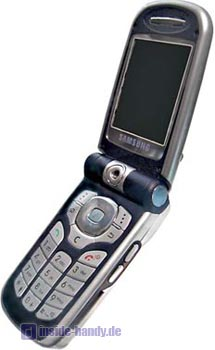 Samsung SGH-i250 Datenblatt - Foto des Samsung SGH-i250