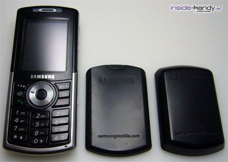 Samsung SGH-i300 - Front auseinander