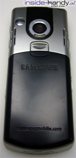 Samsung SGH-i300 - Kamera
