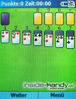 Samsung SGH-i300 - Kartenspiel