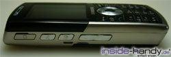 Samsung SGH-i300 - seitlich liegend