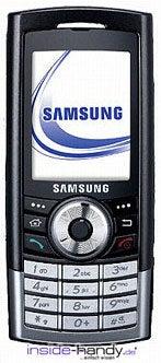 Samsung SGH-i310 Datenblatt - Foto des Samsung SGH-i310