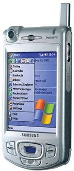 Samsung SGH-i700