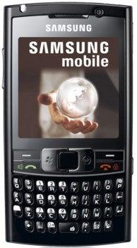 Samsung SGH-i780 Datenblatt - Foto des Samsung SGH-i780