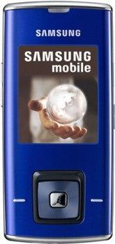 Samsung SGH-J600 Datenblatt - Foto des Samsung SGH-J600