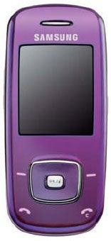Samsung SGH-L600 Datenblatt - Foto des Samsung SGH-L600