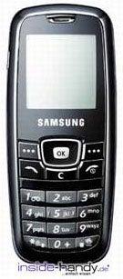 Samsung SGH-N710 Datenblatt - Foto des Samsung SGH-N710