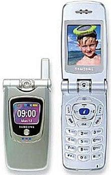 Samsung SGH-P410 Datenblatt - Foto des Samsung SGH-P410