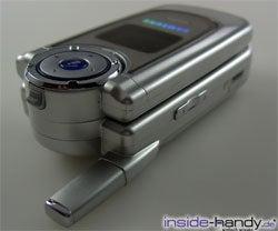 Samsung SGHP730 - liegend