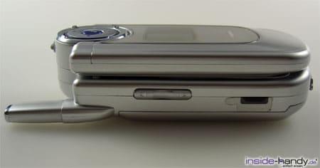 Samsung SGHP730 - Seitlich