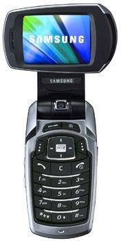 Samsung SGH-P900D Datenblatt - Foto des Samsung SGH-P900D