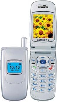 Samsung SGH-S500 Datenblatt - Foto des Samsung SGH-S500
