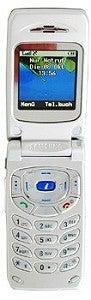 Samsung SGH-T400 Datenblatt - Foto des Samsung SGH-T400