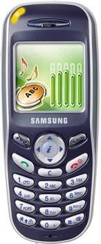 Samsung SGH-X100 Datenblatt - Foto des Samsung SGH-X100