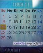 Samsung SGH-X200 - Kalender