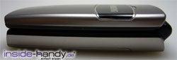 Samsung SGH-X200 - seitlich liegend