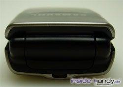Samsung SGH-X200 - von unten
