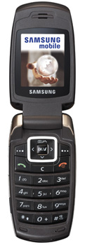 Samsung SGH-X510 Datenblatt - Foto des Samsung SGH-X510