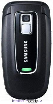 Samsung SGH-X650 Datenblatt - Foto des Samsung SGH-X650