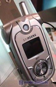 Samsung SGH-X900