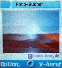 Samsung SGH-Z105 : Kamera Sucher
