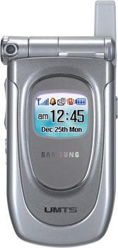 Samsung SGH-Z105 Datenblatt - Foto des Samsung SGH-Z105
